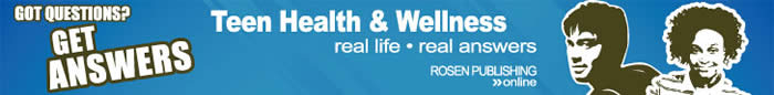 Teen Health & Wellness Banner Ad